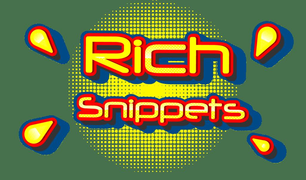 Todo sobre los Rich snippets