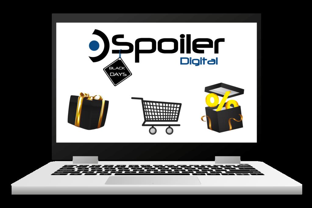 Prepara tus compras online para el Black Friday