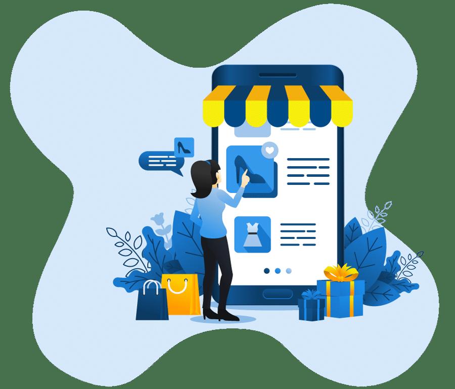 Ecommerce a través de la nueva aplicación Shoploop