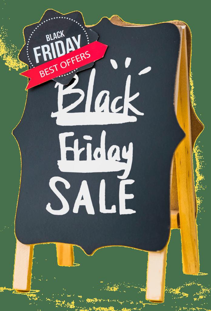 Grandes ofertas para el Black Friday