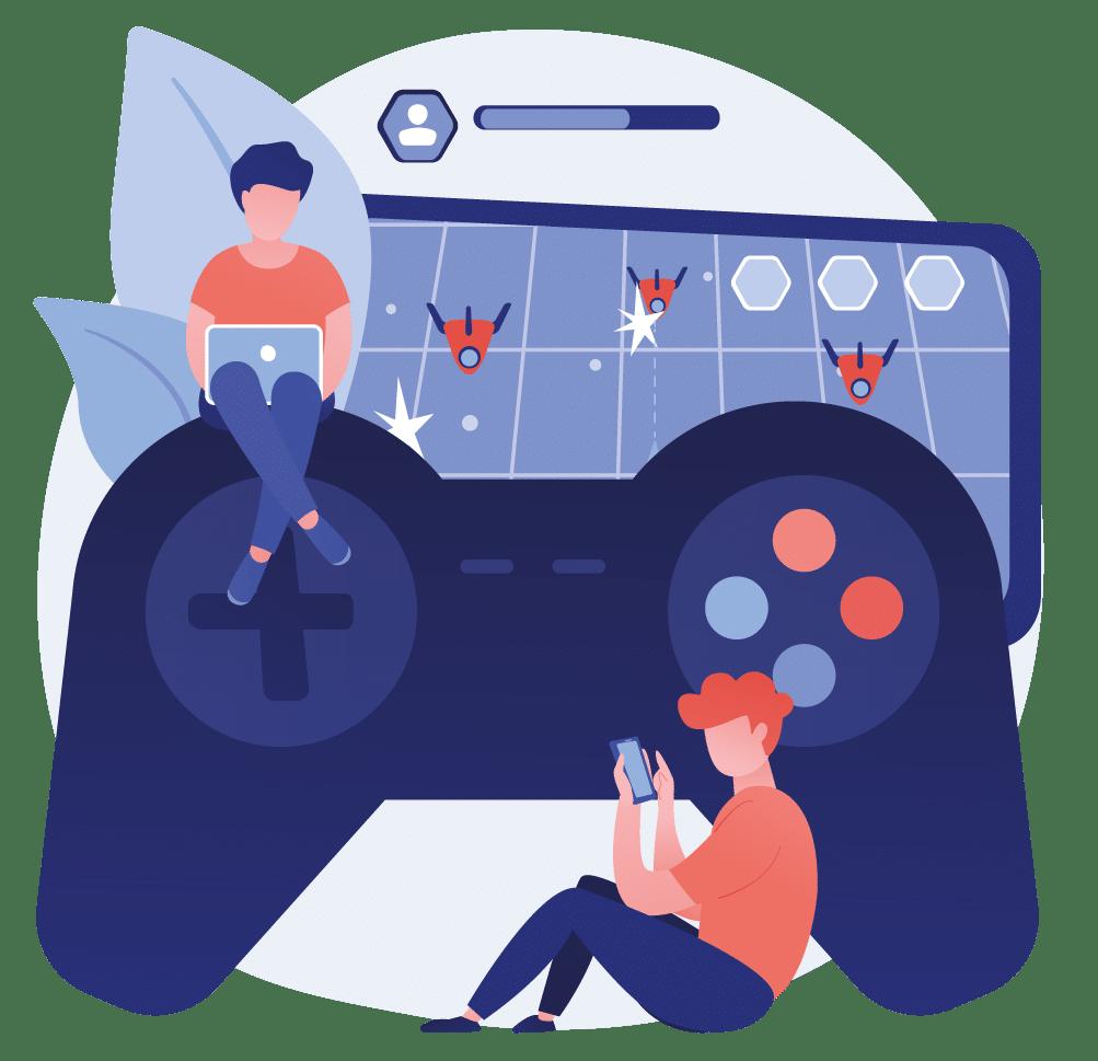 RRSS 2021: gaming RRSS