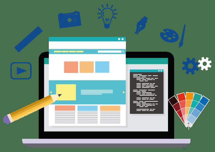 Spoiler Digital: diseño web