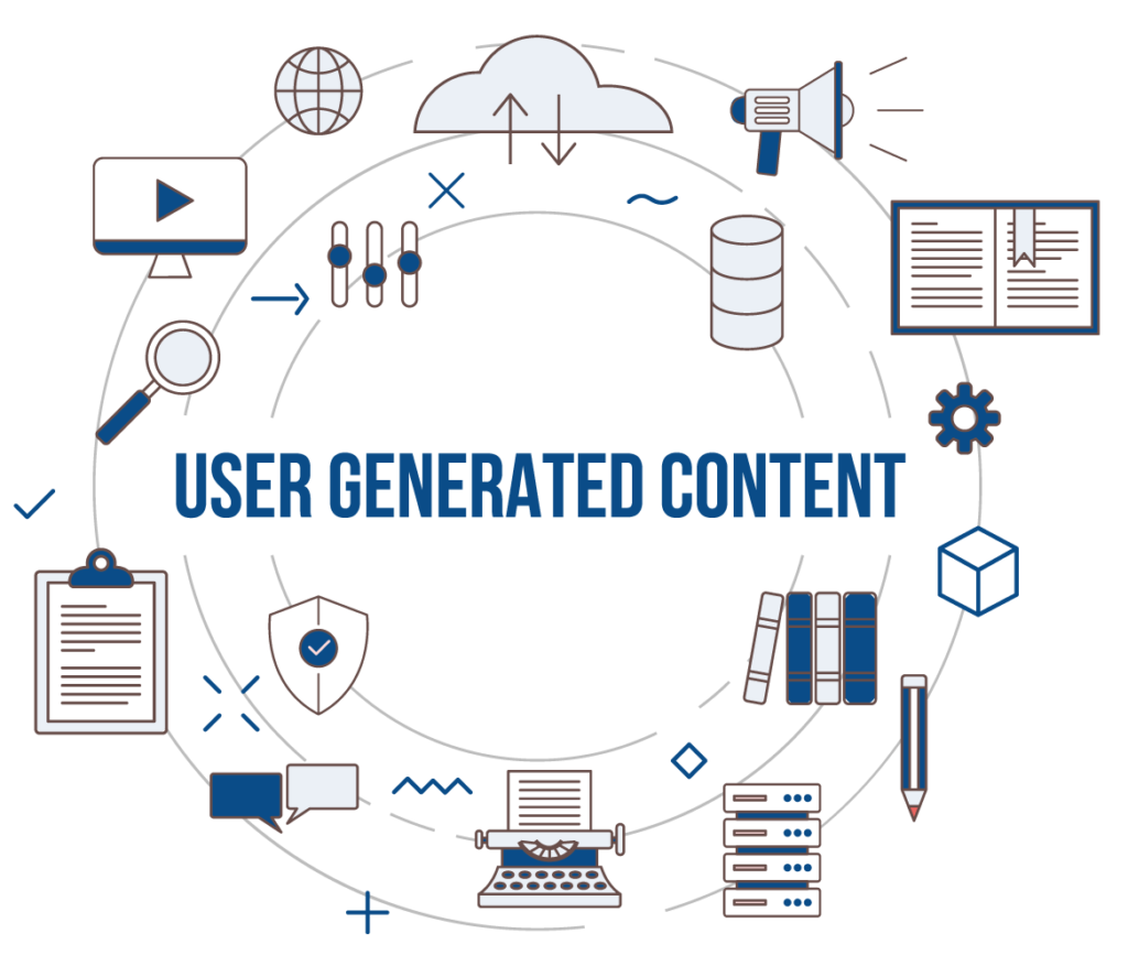 RRSS 2021: user generated content