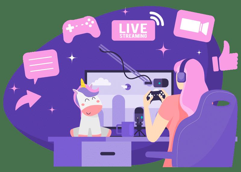 Spoiler Digital: twitch streaming